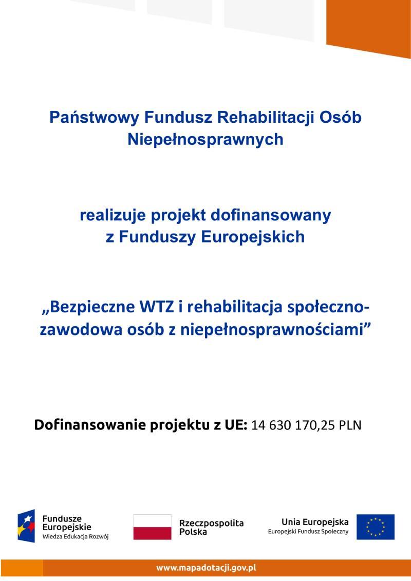 Bezpieczne wtz, Fundacja Adapa